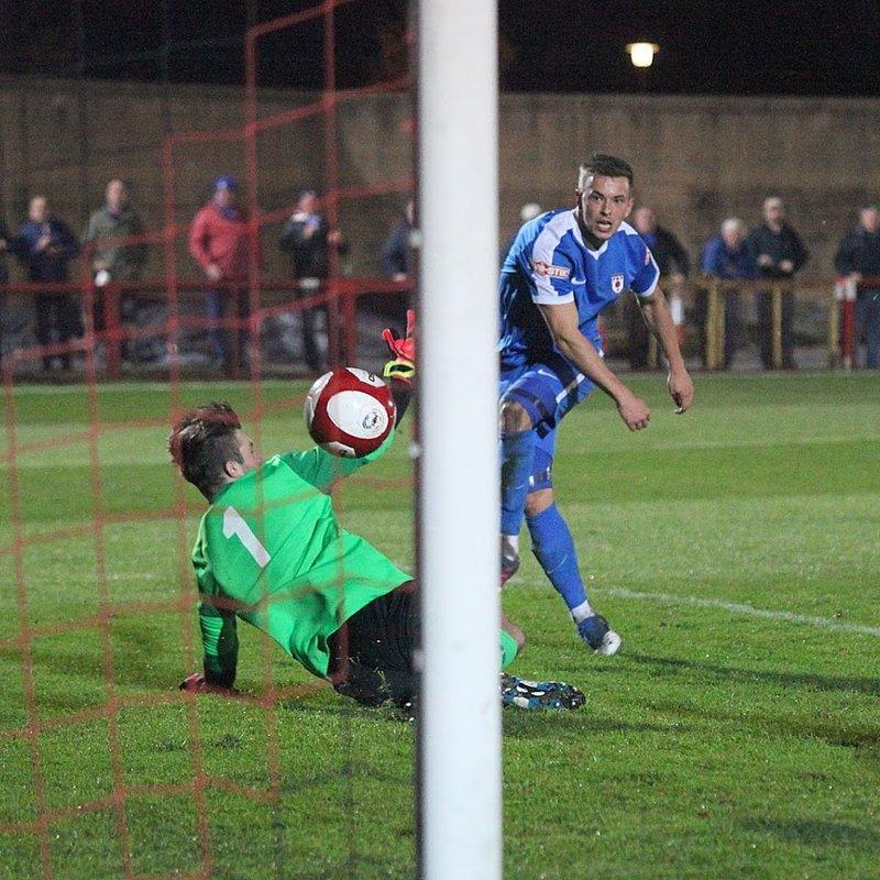 Match Report: Droylsden 2 GNE 3