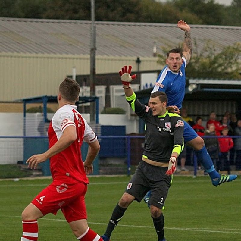Match Report: GNE 3 Colne 1