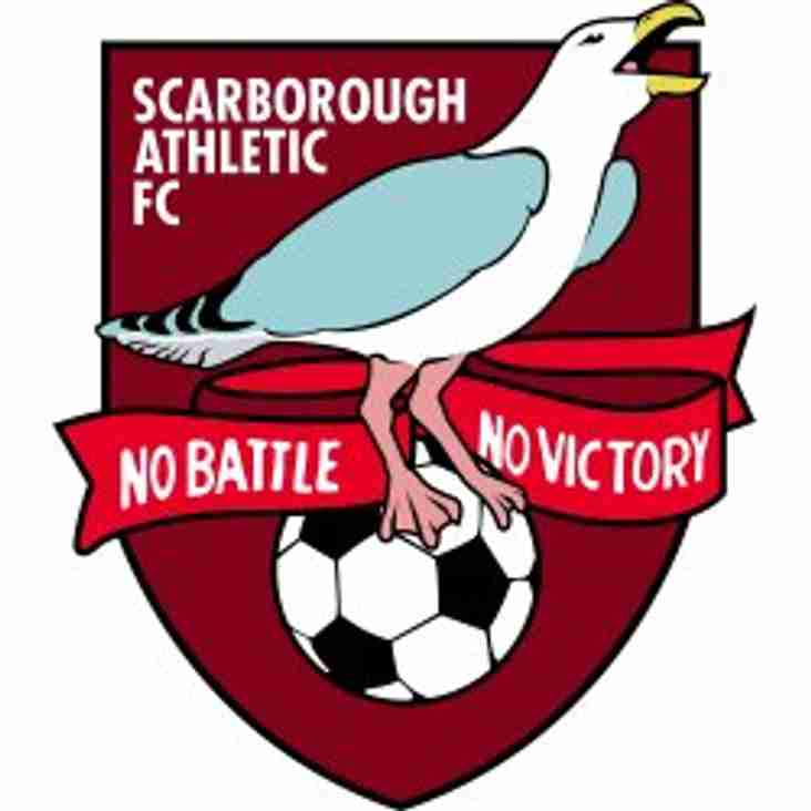 New date for Scarborough Athletic