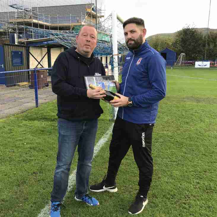SC September Player of the Month - Ben Deegan