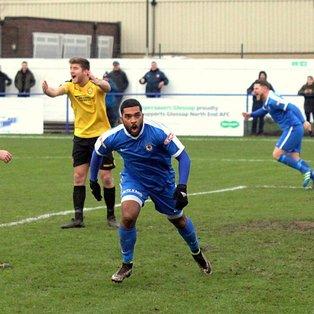 GNE 5 Skelmersdale United 0