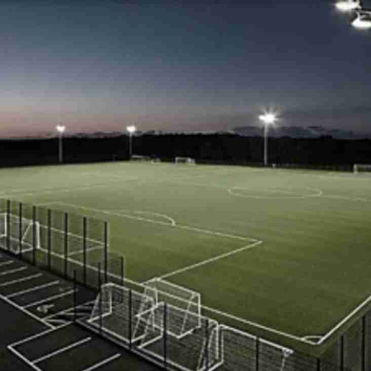 Crowd Funding - New, state of the art, full sized astro playing pitch at Grange Park