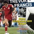 ##SOLD OUT## A Great Christmas Present Idea - An Evening with Trevor Francis