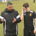 Aaron Webster reflects on the Bedworth United performance