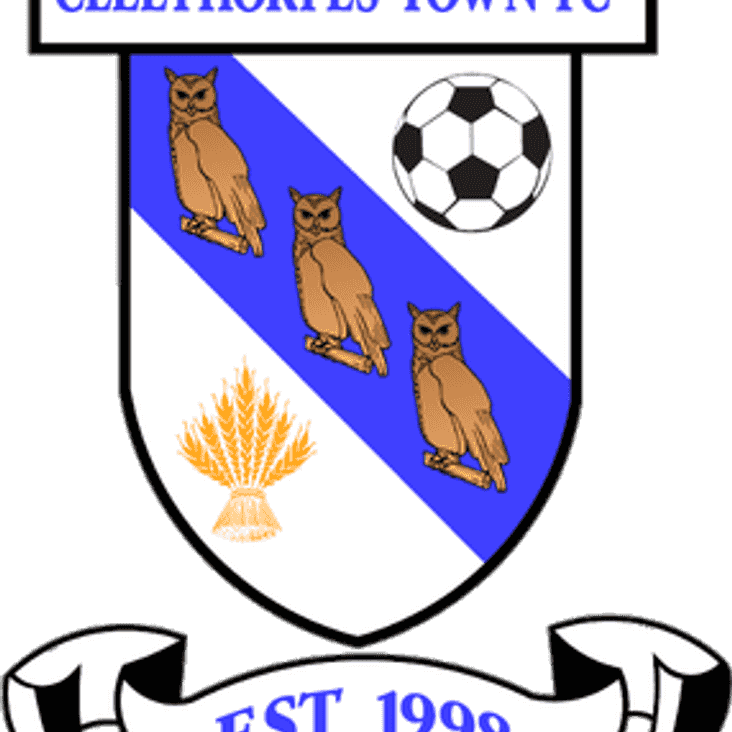 Belper Town vs Cleethorpes Town - Rearranged date (17th April 2018)