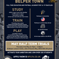Belper Town Academy trials - May 2018