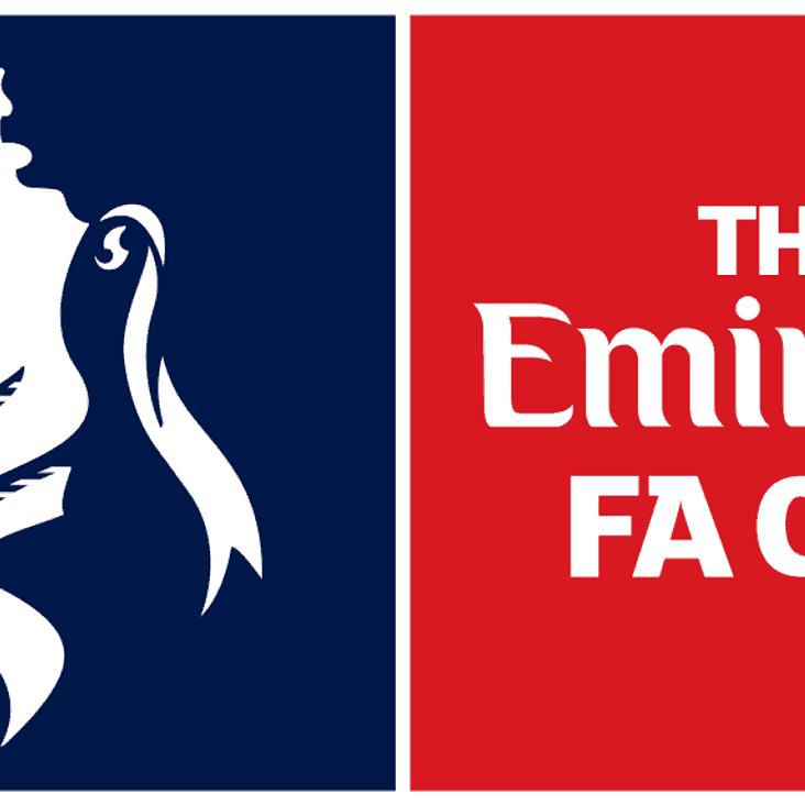 FA Cup & FA Trophy draws