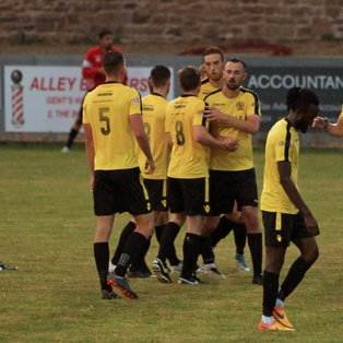 Belper Town back to winning ways against Handsworth Parramore