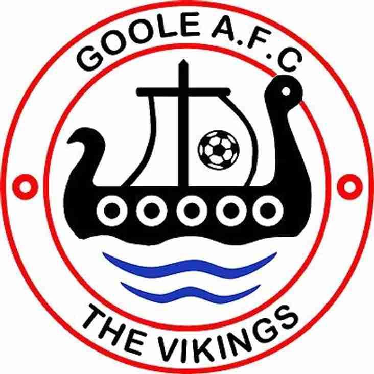Goole AFC V Belper Town (Sat 28th July 2018)