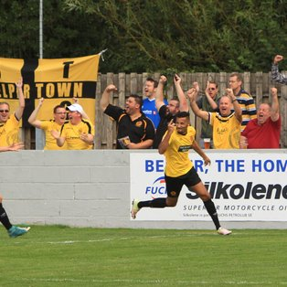 Nathan Curtis gives Belper Town the perfect start to the season