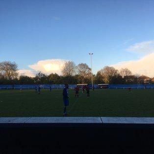 Holbrook Sports 2 v West Bridgford 2