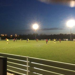 West Bridgford 3 v Stapenhill 0