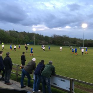 Ashby Ivanhoe 0 v West Bridgford 1
