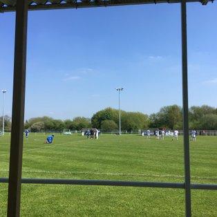 West Bridgford 3 v Clifton all Whites 1