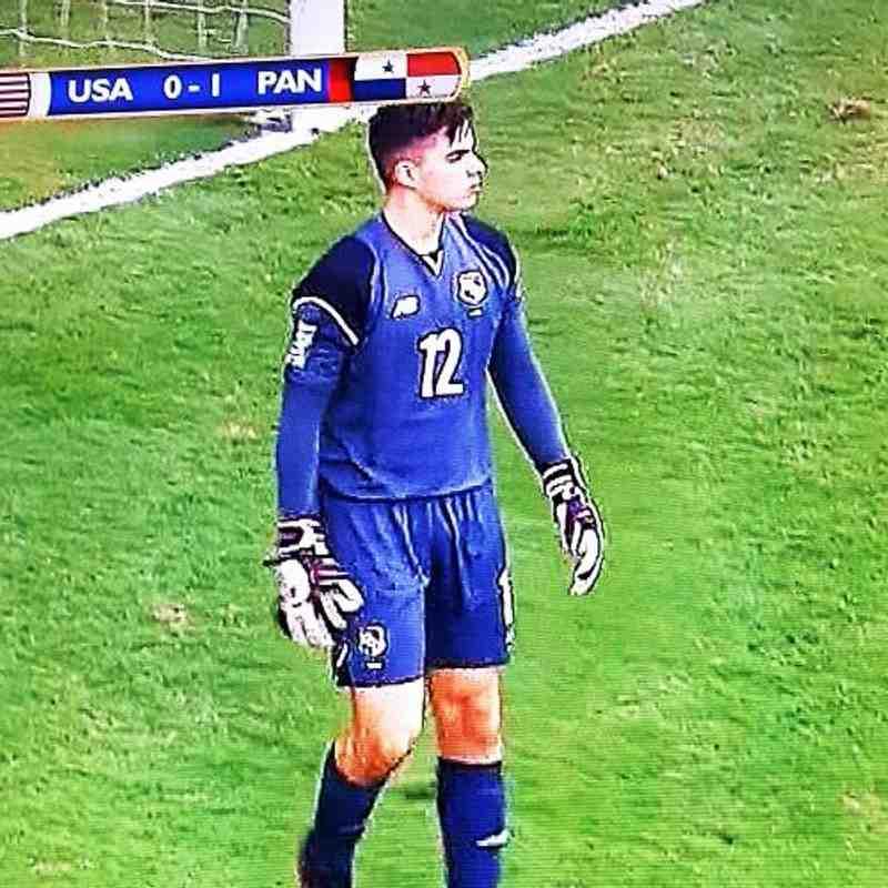Charlie Taylor U-20 Goalkeeper Panama