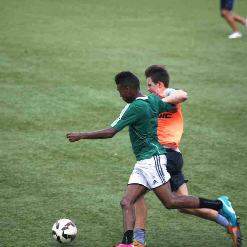 Danny Taylor Midfielder  Panama U-20 Team