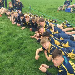 Under 14's Vipers at Newport 7's Tournamant