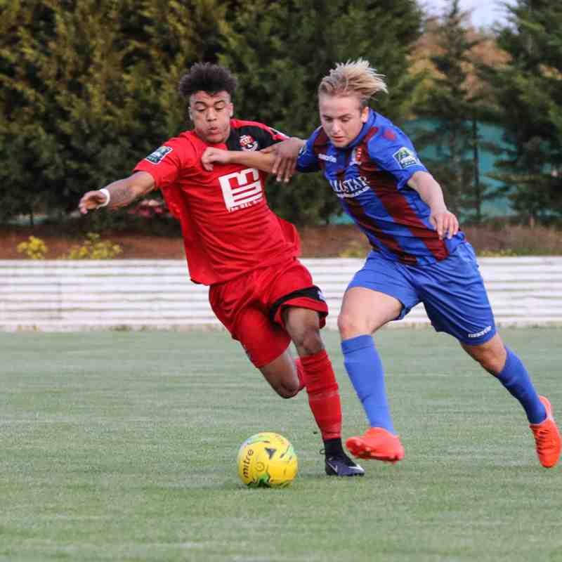 Maldon & Tiptree vs. AFC Sudbury 15/08/17