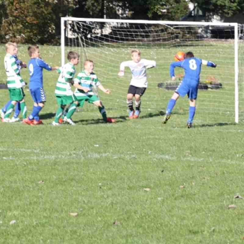 Herne Bay vs Canterbury u10