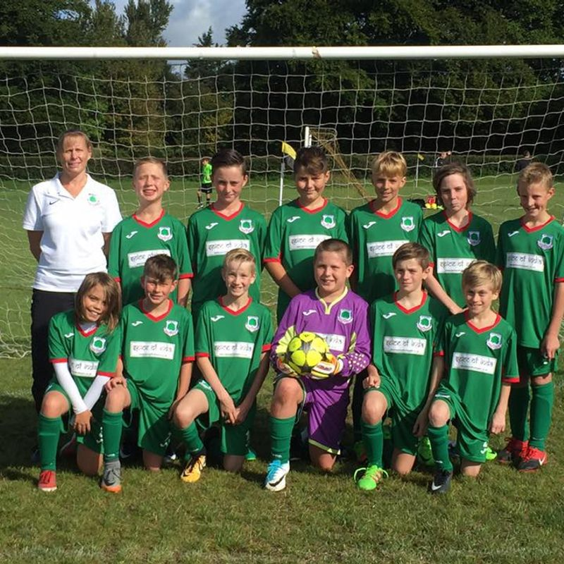 U12's lose to Alton Youth Spitfires 1 - 4
