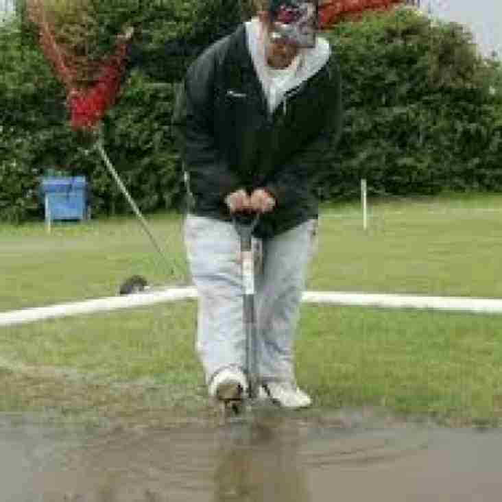 Sat May 12th Training Cancelled....Cup bowl Off