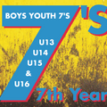 BOYS YOUTH 7'S