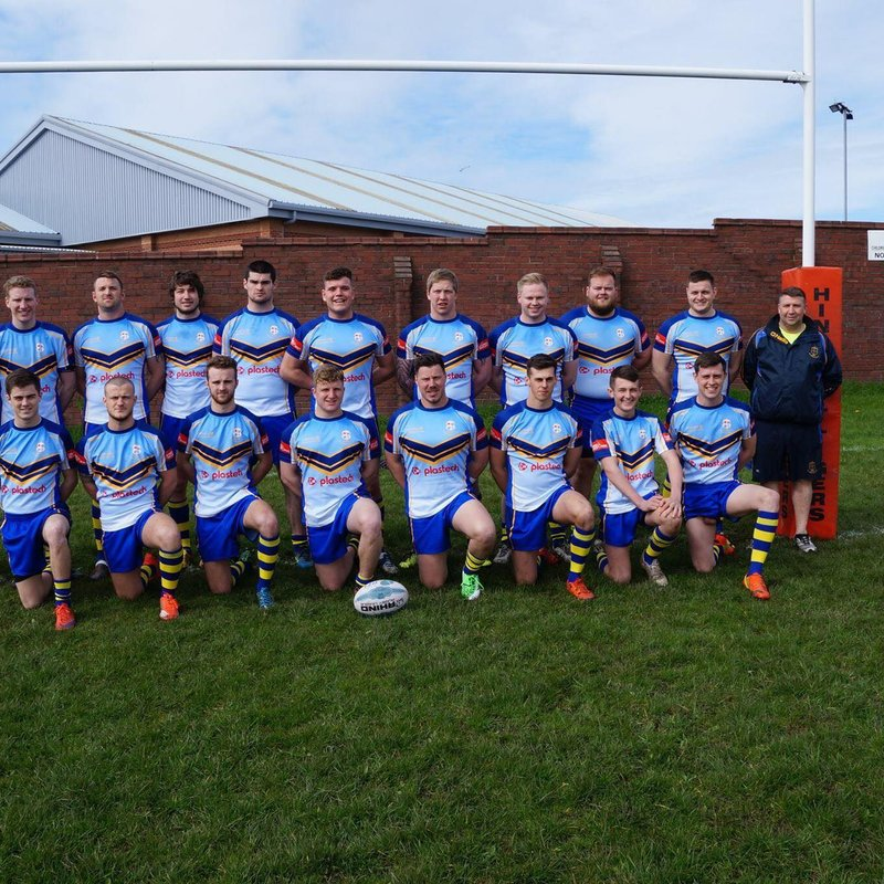 1st Team (Mens Open Age) lose to Thatto Heath Crusaders 38 - 4