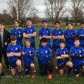 Under 14s beat Burnham-on-Sea RFC 38 - 19