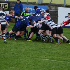 2nd XV vs Gravesend 09-12-2017
