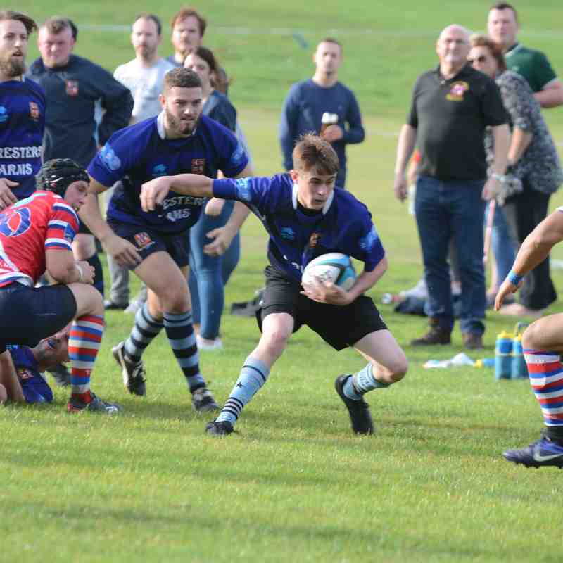 2nd XV vs Tonbridge 13/10/2018