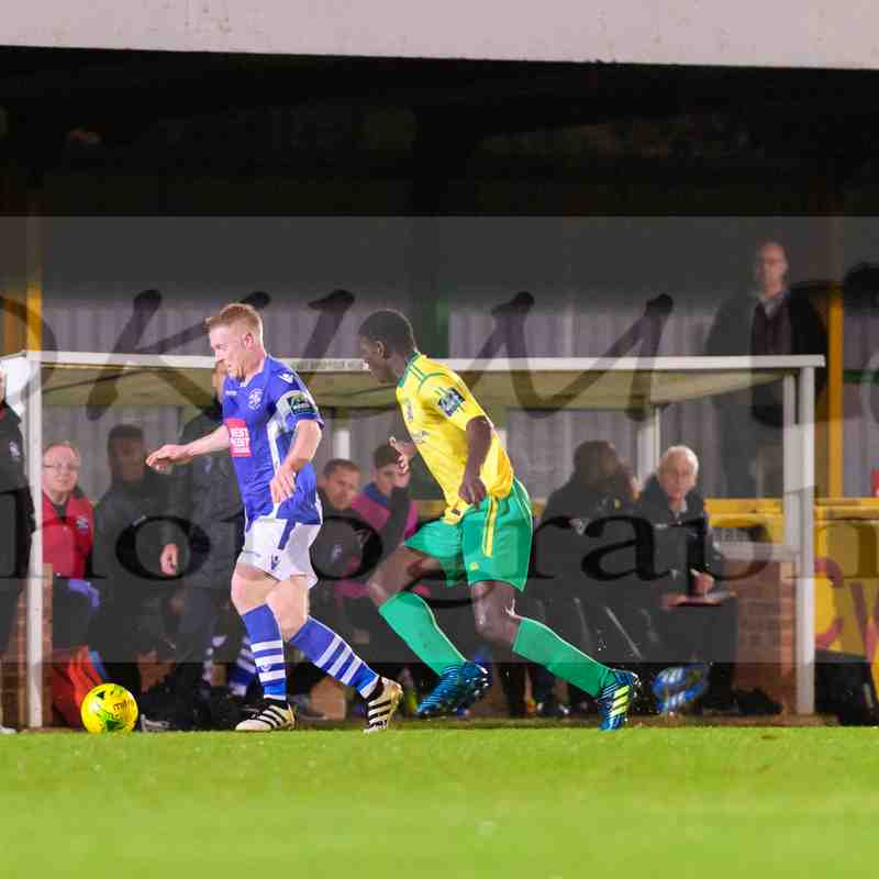 Thurrock v Angels