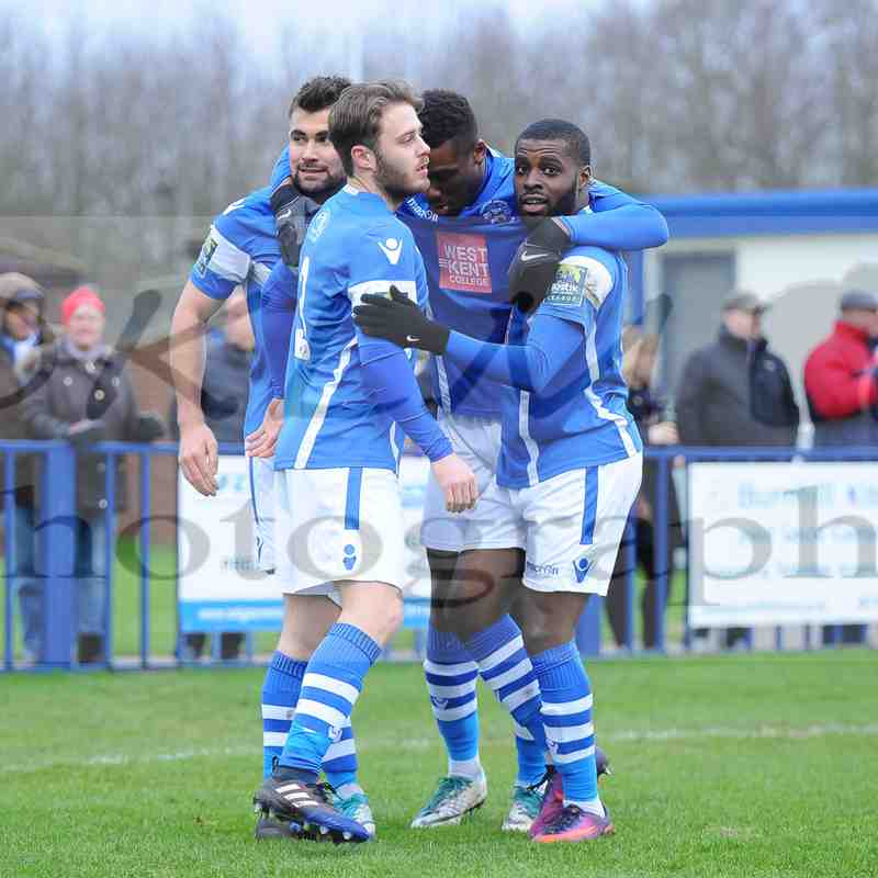 Angels 2 - 2 Lowestoft - 6-1-18
