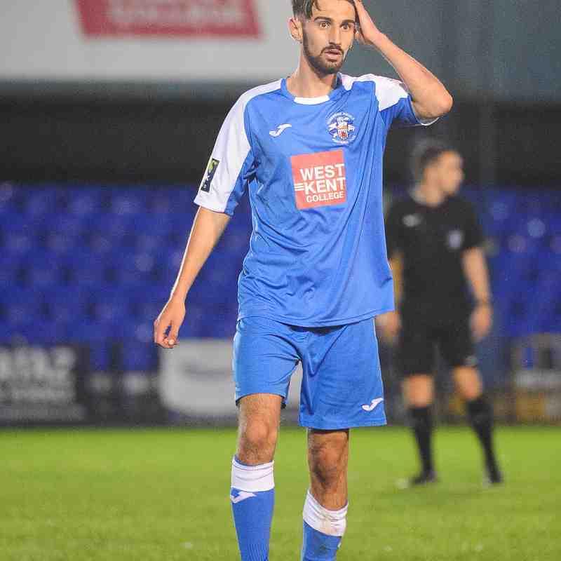 Angels 3 v 2 Sittingbourne - Kent Cup - 21-8-18