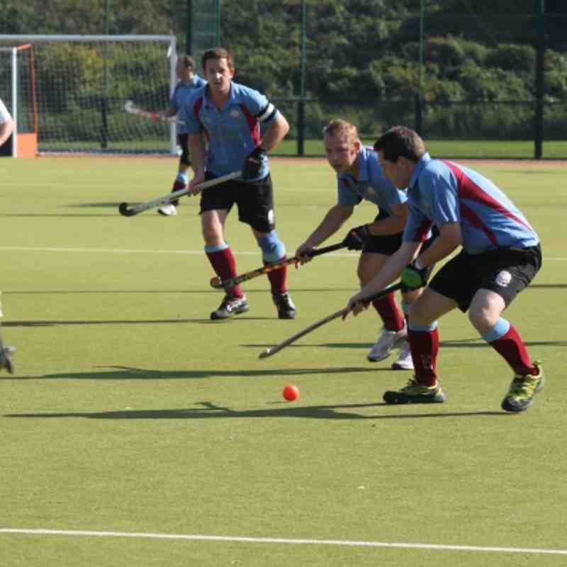 (H) v Bridgwater 01/10/2011 3-3