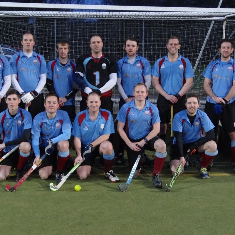 Men's 1st XI beat Tavistock A 3 - 2