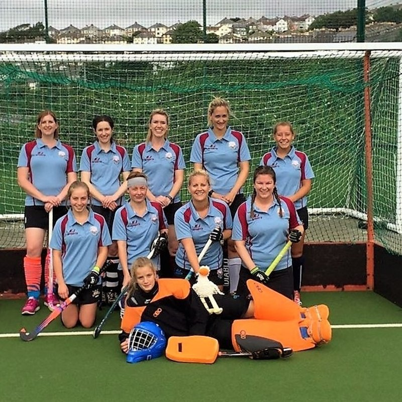 Ladies 1st XI beat Penzance 2 5 - 1