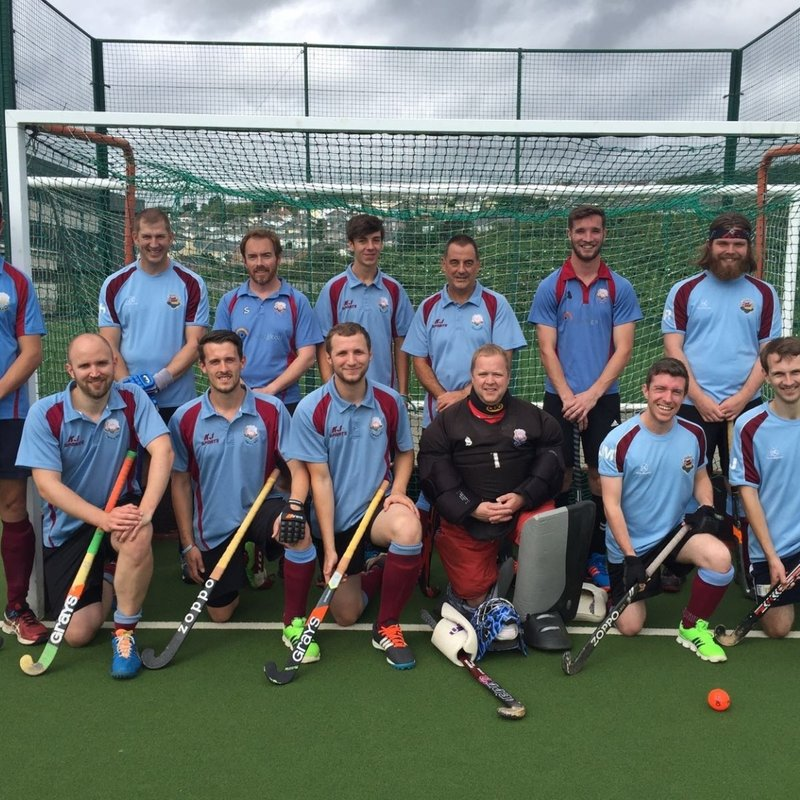 Men's 2nd XI beat Truro B 0 - 2