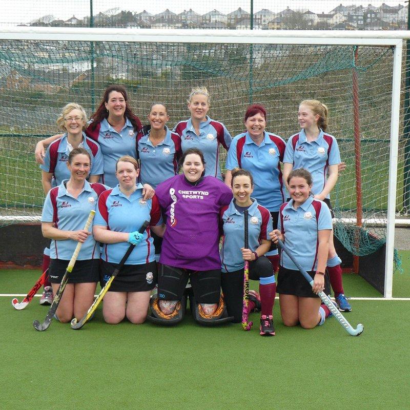 Ladies 2nd XI beat Tournament (7s) 0 - 4