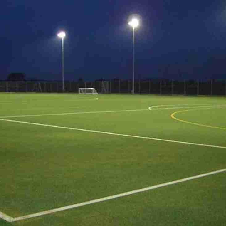 Friday night lights! Men's Devon Trophy match - bring your support