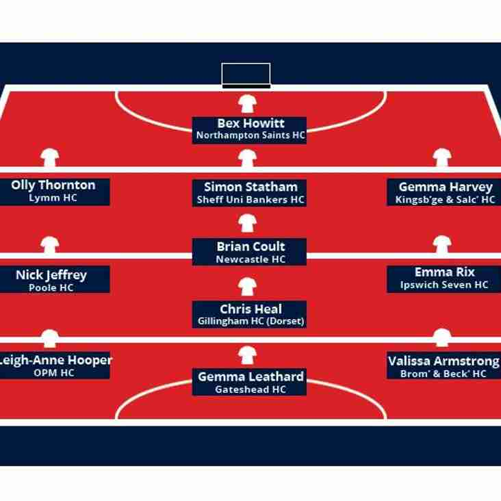 England Hockey Team of the Week
