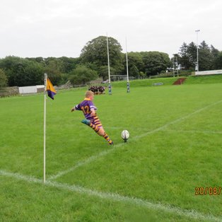Marr S2 Rugby Vs Cumnock rugby S2