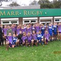 Marr Rugby S2 Vs Dunfermline Rugby S2