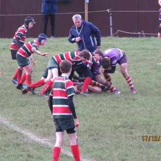 Marr Rugby S2 Vs GHA Rugby S2