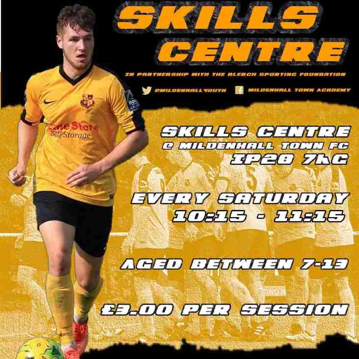 Skills Centre Announcement