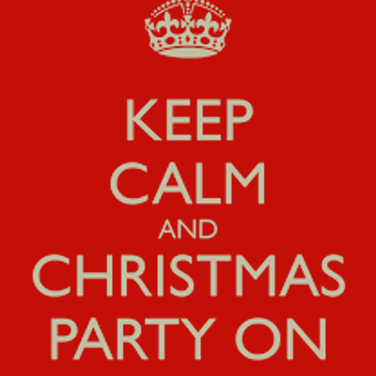 Stags Christmas Party -  Saturday 16th Decemeber