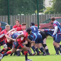Kinloss Eagles V Dyce RFC 26 August 2017