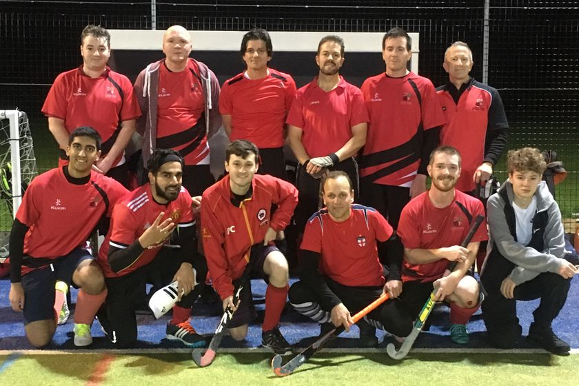 Men's 3rd XI beat Letchworth 4 1 - 3