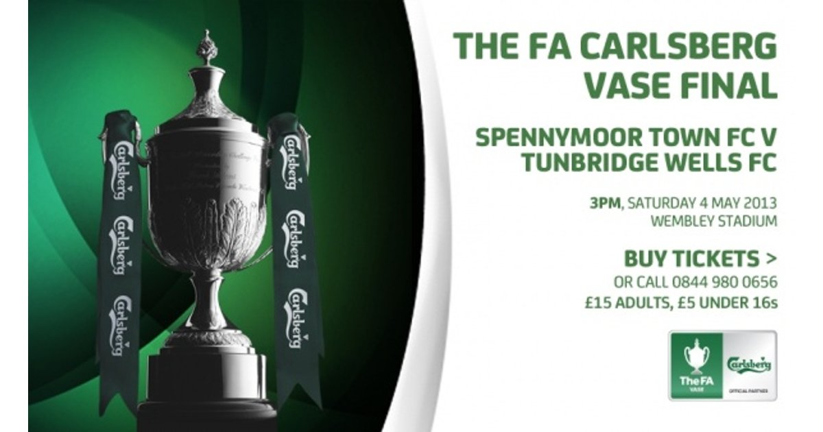 Celebrate Non League By Going To The Fa Vase Final News Yaxley