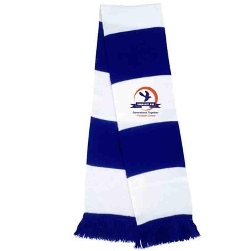 Yaxley FC Scarf