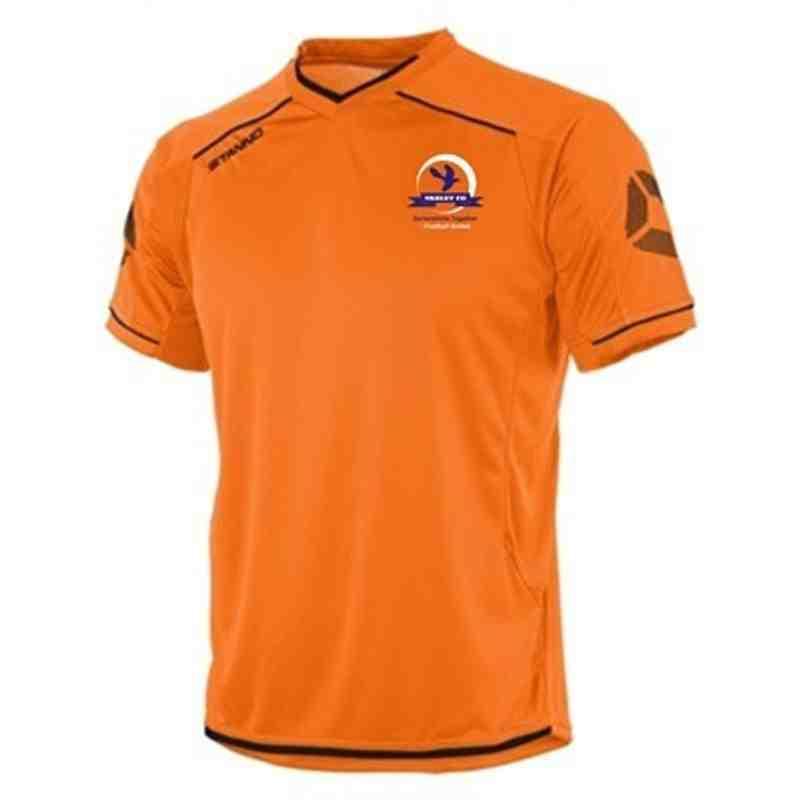 Orange Club Heritage Shirt Junior